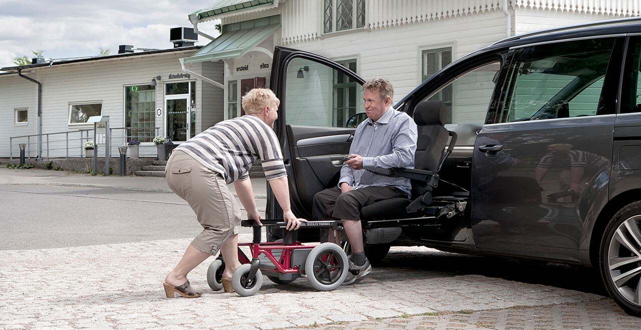 YOUR ONE-STOP MOBILITY AIDS SOLUTIONS