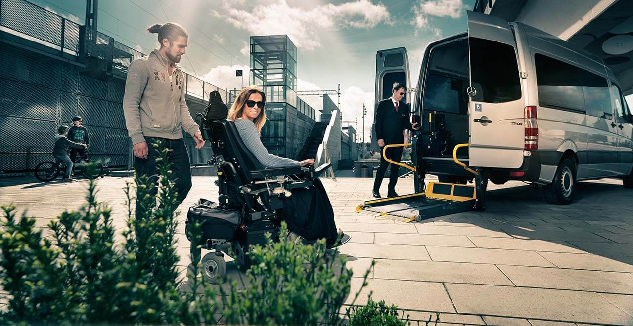 Wheelchair Accessible Vehicle Converters