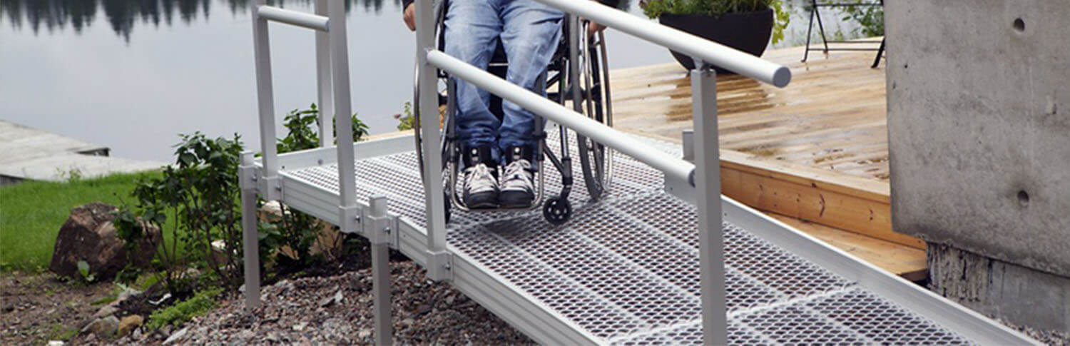 Outdoor Accessibility Solutions