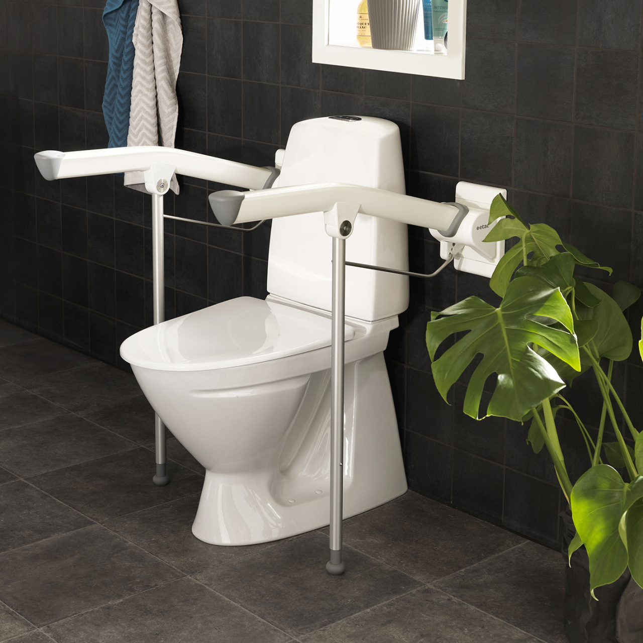 Toilet Arm Support