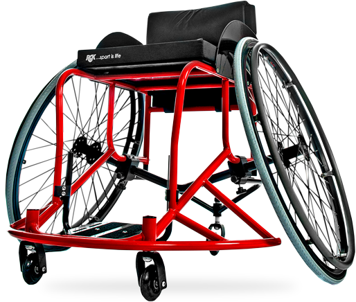 Active All-Around Sports Wheelchair