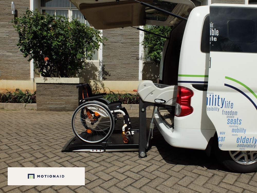 Wheelchair Lift For Car >> Mobil Difabel Dan Lansia Seperti Taksi Lifecare Motionaid