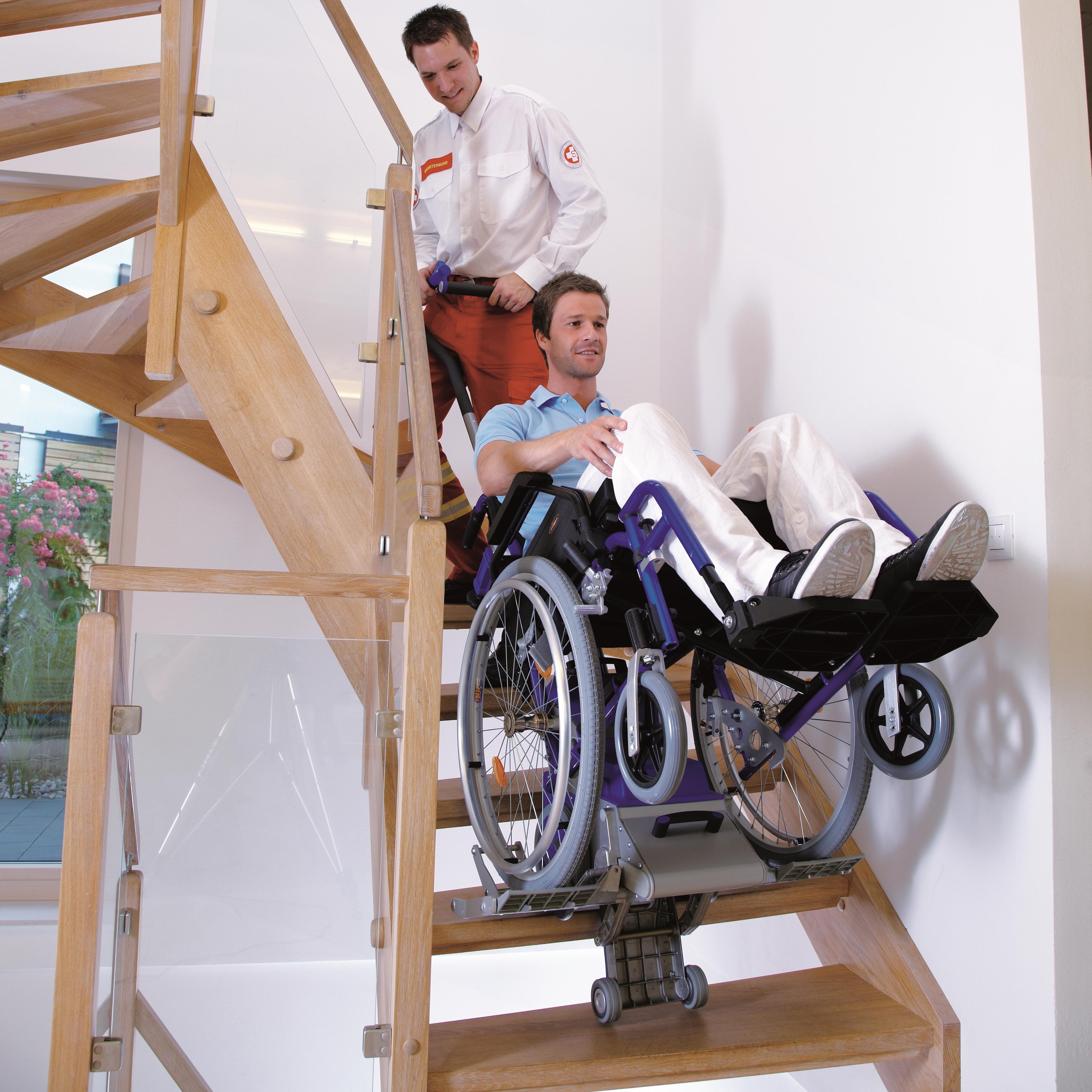Wheelchair Stair Climbers